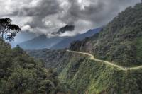 Death Road: Mountain Bike Tour on the World's Most Dangerous Road