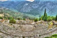 Delphi Full Day Excursion from Patras