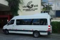 Departure Transfer from Cabo de Santo Agostinho to Recife Airport