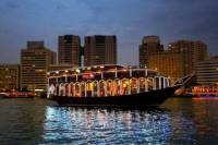 Dinner Cruise on the Dhow from Dubai, Including Transfers