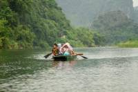 Discover Ancient Hoa Lu and Trang An from Hanoi