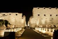 Discover Luxor: The Karnak Temple Spectacular 'Sound and Light Show'