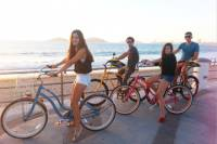 Discover Mazatlan on Wheels with a Self-guided Biking Tour