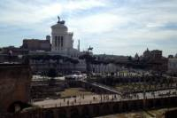 Discovering the Roman Imperial Fora with kids