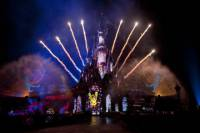 Disneyland Paris: 1-Day Park Entrance Ticket Including Transport from Paris