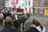 Doctor Who TV Locations Tour of London
