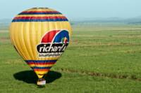Dominican Republic Sunrise Hot Air Balloon Ride with Champagne Breakfast