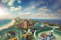 Dubai Atlantis Aquaventure Waterpark Admission at Atlantis The Palm With Optional Lost Chambers Aquarium