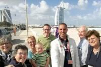 Dubai City Tour With Dhow Cruise Dinner