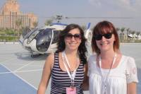 Dubai Combo: Helicopter Flight and City Tour