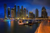 Dubai Marina Cruise with 4-Course Dinner