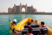 Dubai RIB Boat Cruise: Palm Jumeirah and Dubai Marina
