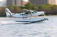 Dubai Seaplane Flight