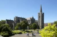 Dublin Castle Walking Tour Including Skip-the-Line St Patrick's Cathedral Visit