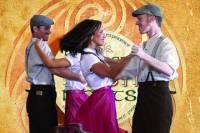 Dublin Traditional Belvedere Irish Night Show including 3 course Dinner
