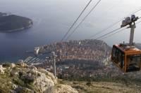 Dubrovnik Sunset Walking Tour: Wartime History at Mt Srd