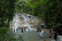 Dunn's River Falls and Ocho Rios Shopping Tour from Montego Bay and Grand Palladium