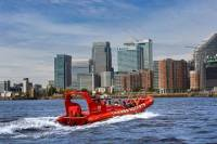 Thames Rockets Private London Speedboat Experience