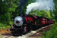 East Texas Train Tour on the Texas State Railroad