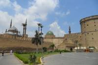 Economy Day Tour to the Egyptian Museum, Citadel of Sala-Din and Old Cairo with Private Transportation