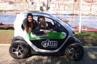 Electric Car Tour of Porto with GPS Audio Guide