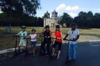 Electric Scooter Tour to Mission Concepcion