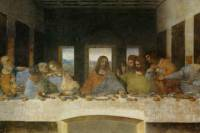 Entrance to Leonardo da Vinci's 'The Last Supper' in Milan Plus Interactive Workshop