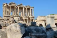 Ephesus and Adaland Aquapark Tour for Families From Kusadasi
