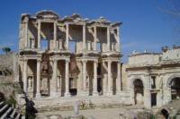 Ephesus tour included terrace house and temple of artemis from Kusadasi port