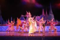 Evening Alangkarn Extraveganza Show in Pattaya