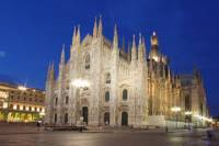 Evening Rooftop Tour of Milan's Duomo
