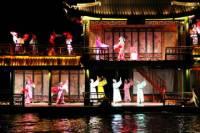 Evening Show: Impression West Lake by Zhang Yimou in Hangzhou