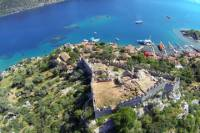 Exclusive 3 Nights 4 Days Gulet Charter from Kas to Kekova