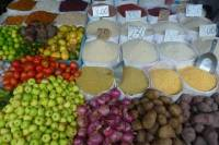 Experience Santiago: Private Food Markets Tour with Cooking Demo and Homemade Lunch