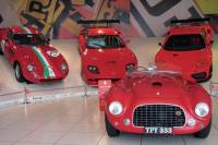 Ferrari Museum Tour with Food Tasting from Florence