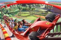 Ferrari World Entry with Transfers from Dubai