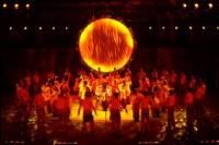 Fire of Anatolia at Gloria Aspendos Arena from Antalya