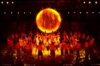 Fire of Anatolia at Gloria Aspendos Arena from Belek