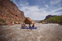 Fisher Towers Rafting Experience from Moab