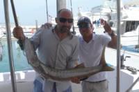 Fishing in Dubai with Rustar