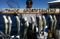 Fishing Trip on Lake Tahoe