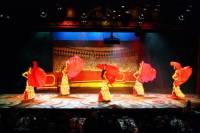 Flamenco and Opera Show with Dinner in La Siesta from Costa Brava