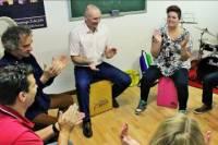 Flamenco Drum Box Workshop in Seville