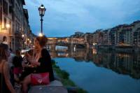 Florence by Night Cycling Tour