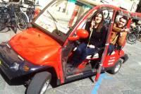 Florence Electric Cart Tour