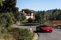 Florence Ferrari Tour: VIP Tuscan Countryside Drive