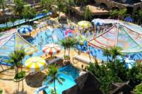 Fortaleza Beach Park Round-Trip Transfer and Entrance Ticket