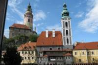 Four Day Bohemian UNESCO Tour: Cesky Krumlov, Telc, Holasovice, Trebon Lakes
