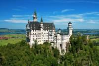 Four Day Munich to Frankfurt - Romantic Road, Linderhof, Hohenschwangau, Neuschwanstein