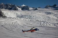 Franz Josef Neve Discoverer Helicopter Flight